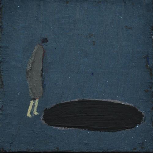 불안의 詩-20x20 Acrylic on Canvas .2019 -(액자무)20만원