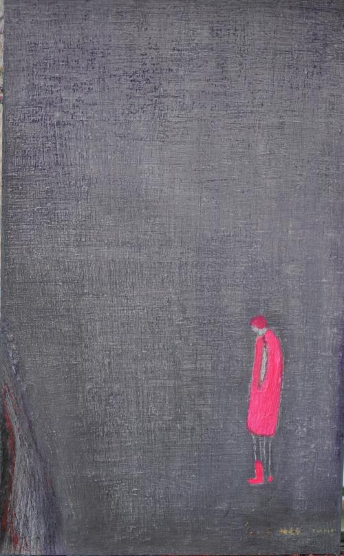 파손metaphore-12.Acrylic on Canvas. 30×48-2016