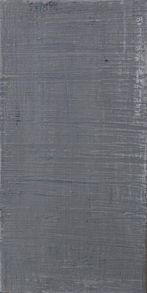 그 해 겨울..10x20cm, acrylic on canvas, 2018,