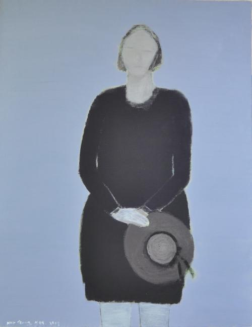 허승희,시나브로,91x116.8cm, acrylic on canvas, 2017,