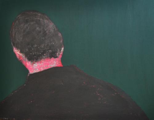 허승희,타인소시,91x116.8cm, acrylic on canvas, 2017,