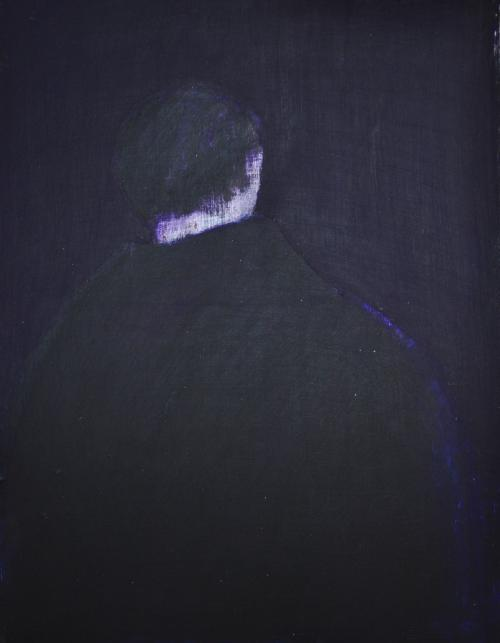 허승희, (시나브로7)50x65cm, acrylic on canvas, 2017