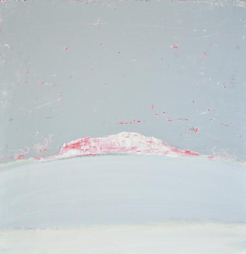 허승희,unitle,39x39cm, acrylic on canvas, 2017,