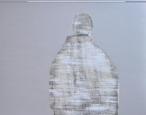 허승희,unitle,91x116.8cm, acrylic on canvas, 2017,
