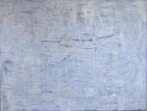 그 해 겨울-165cm X 130.5cm Acrylic .on Canvas .2017