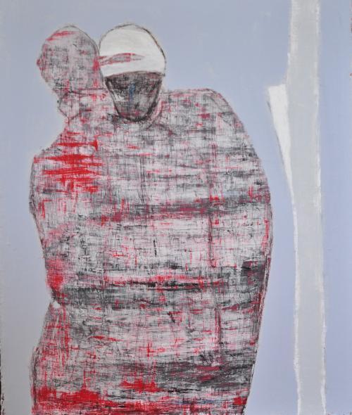 허승희.(시나브로), 61×73cm, acrylic on canvas, 2017